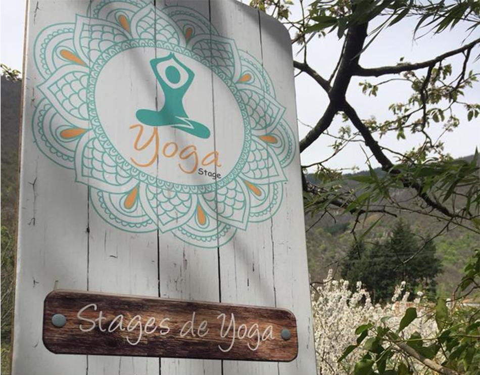 Panneau YOGA-STAGE
